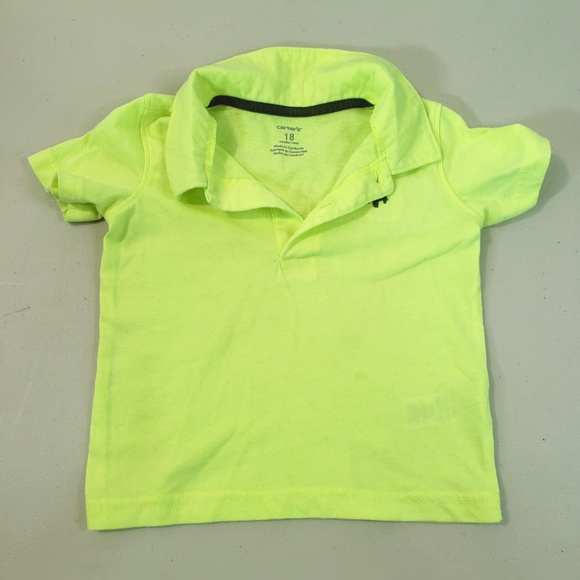 Carter's Other - Carters Neon Boys T-Shirt Size 18 Months